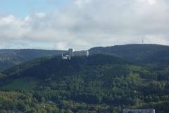 Bergbauweg am Domberg am 09.10.2011