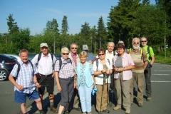 Wanderung Rotes Moor / Simmelsberg 05.06.2011