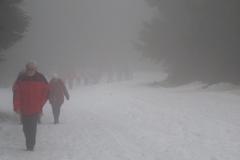 Wanderung zum Schneekopf am 16.01.2011