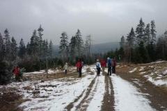 Winterwanderung zur Jahnhütte am 20.02.2011
