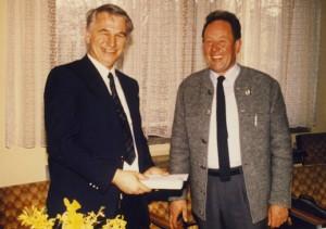 1990 Gründungsveranstaltung